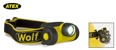 ATEX LED Headtorch