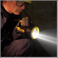 handlamps WOLFLITE XT Handlamp