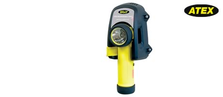 ATEX RECHARGEABLE TORCHES