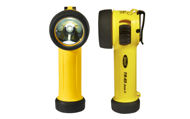 ATEX Compact Safety LED Torch
